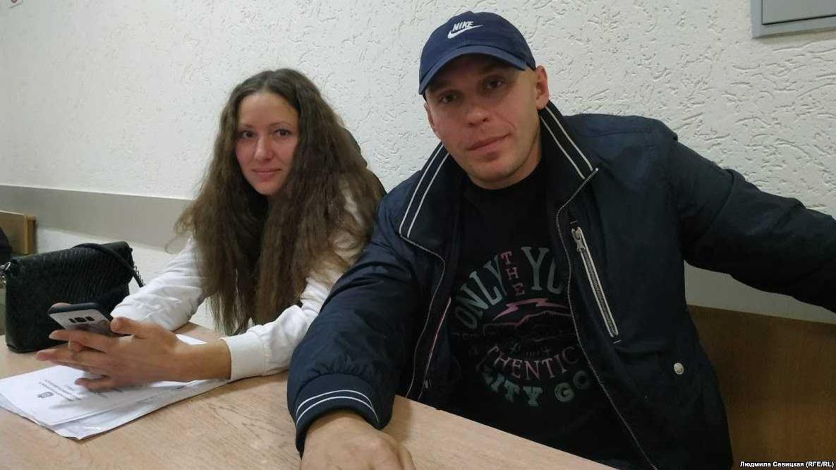 Артём и Лия в одном из судов